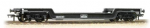 33-902 Bachmann Branchline Bogie Well Wagon BR Departmental Black